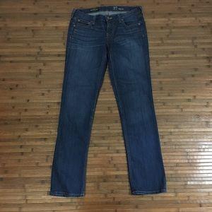 J.Crew Matchstick Jeans in Sutton wash